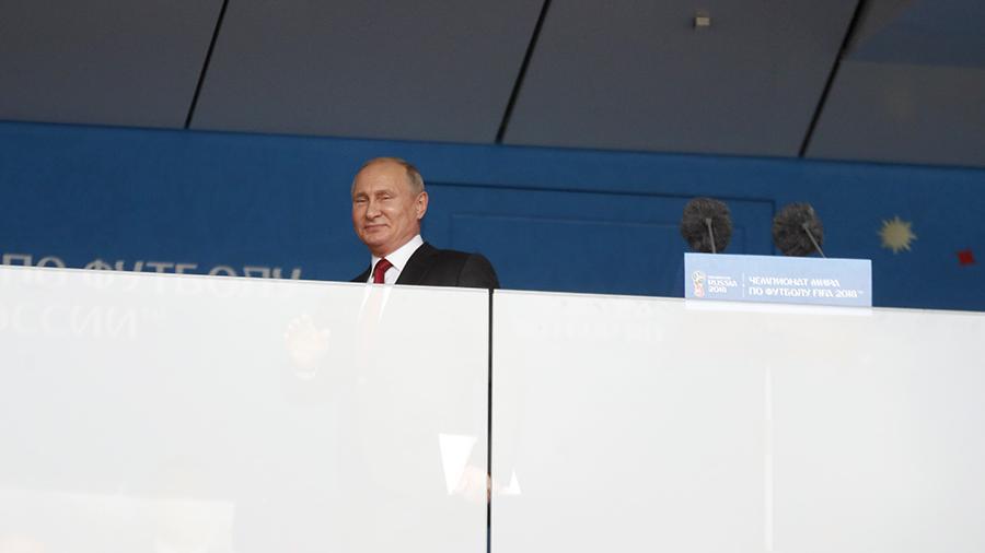 Владимир Путин будет следить…