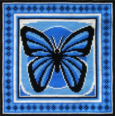 """Ищу схему подушки """"Бабочка"""" от Панна"""