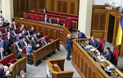 Верховная Рада в полночь согласовала кандидатуру премьера Украины