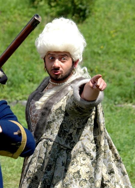 Михаил ГАЛУСТЯН («Самый лучший фильм-2»)
