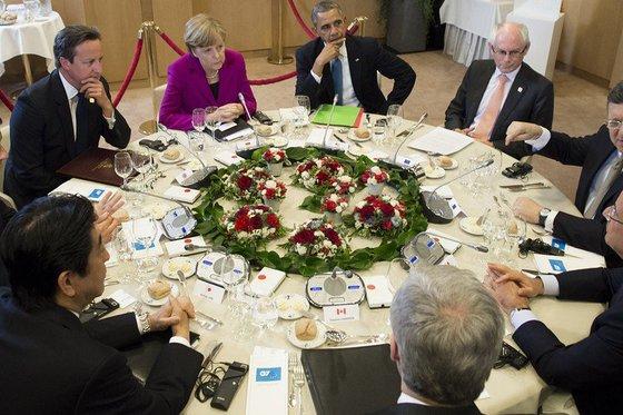 """Путин ответил Обаме на """"зеленую папку Геринга"""""""