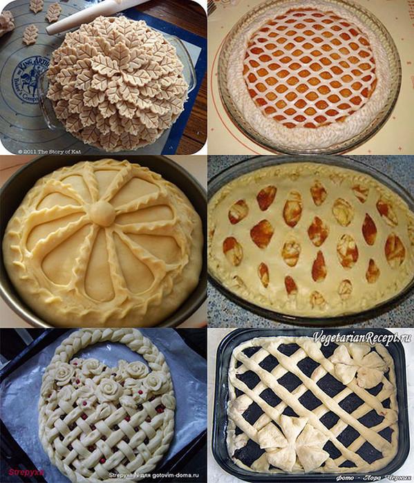 Торт без выпечки с желатином и фруктами рецепт 81