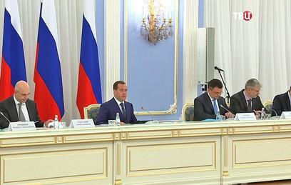 Медведев рассказал о привлекательности России для инвесторов