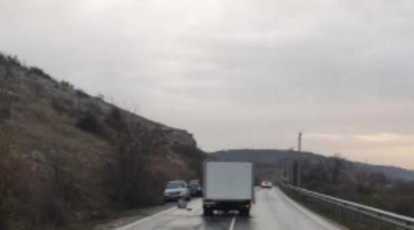 В ДТП под Севастополем погиб пешеход