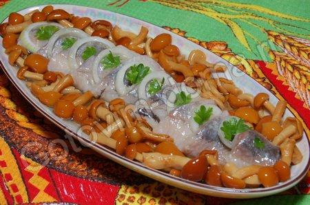 Закуски из селедки рецепты с фото