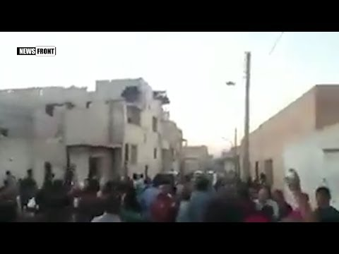 Сирия: террористы стреляли по мирным жителям после захвата города