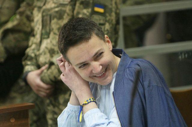 Савченко рассказала, чем может обернуться война в Донбассе для Киева