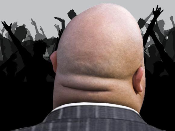 Злость вымещают на народе