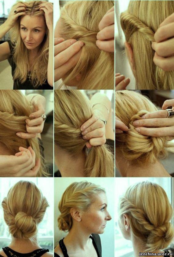 Как сделать длинные волосы в домашних условиях за 1 день