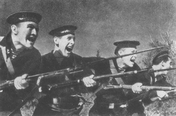 Каких советских солдат в Вел…