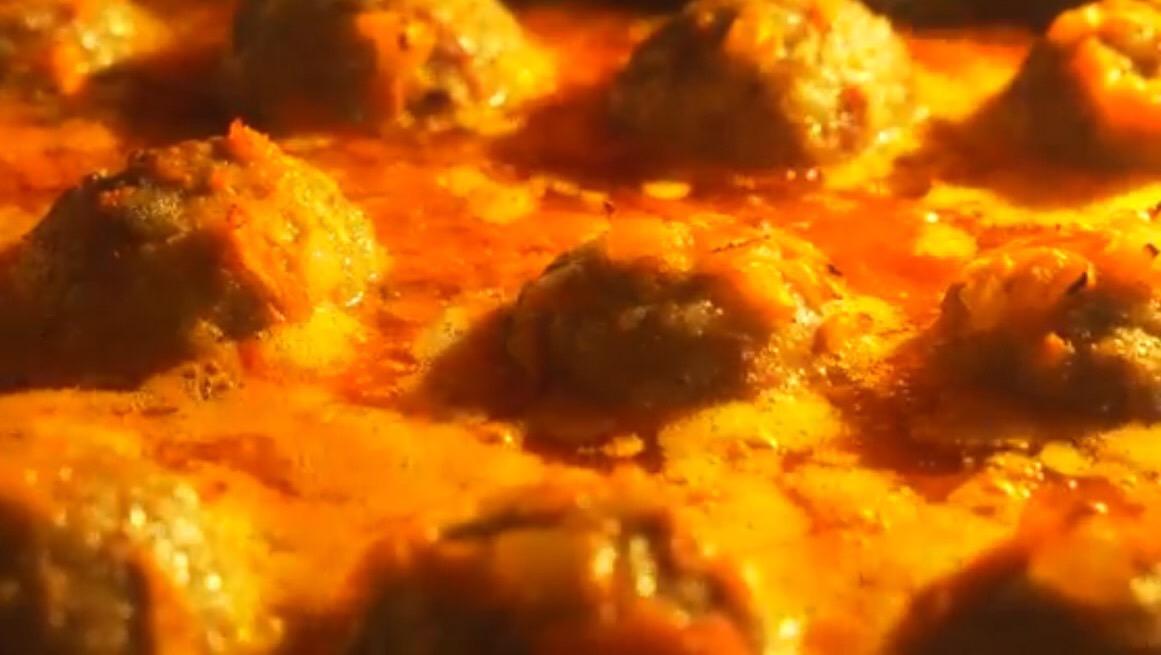 Мега аппетитные мясные тефтели с подливой