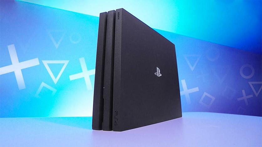 Купить PlayStation 4 Pro в 2…