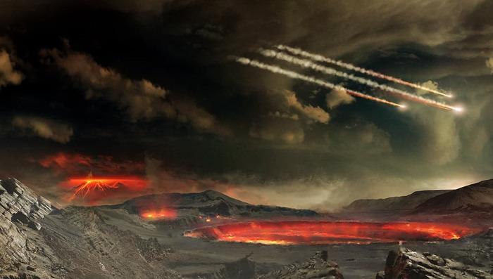 Насколько рано жизнь умерла на Марсе?