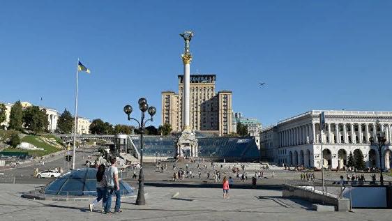 Революций не будет: украинцам отключили протест. Нюра Н. Берг