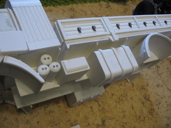Модели из пластмассы своими руками