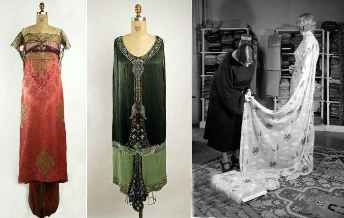 Эксклюзивные наряды от французских кутюрье.