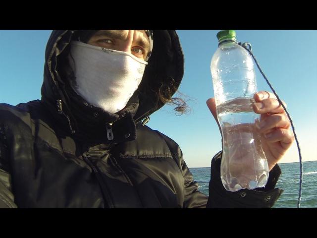 Получение воды при низких температурах