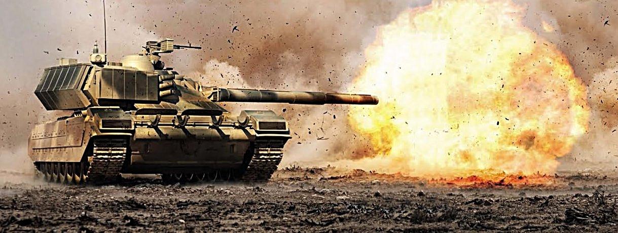 Россия выдвигает «Армату» как непобиваемый аргумент против маленьких победоносых войн