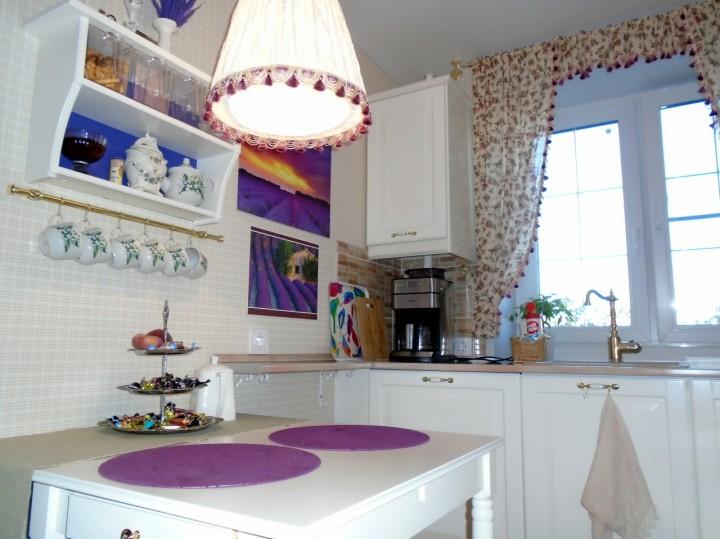 Моя кухня 7 кв.м