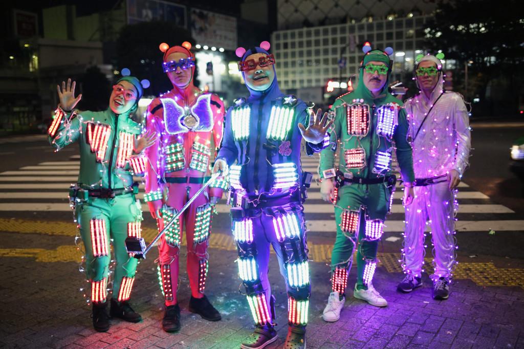 29 фотографий, доказывающих, что Япония - самая безумная страна