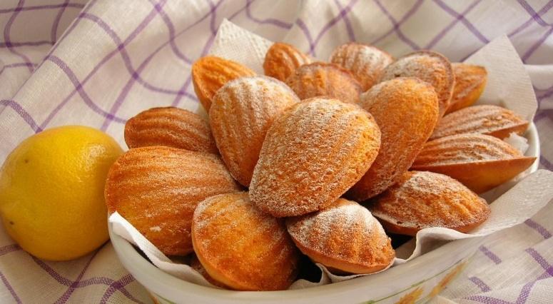Готовим вкуснейшее домашнее печенье «Мадлен»