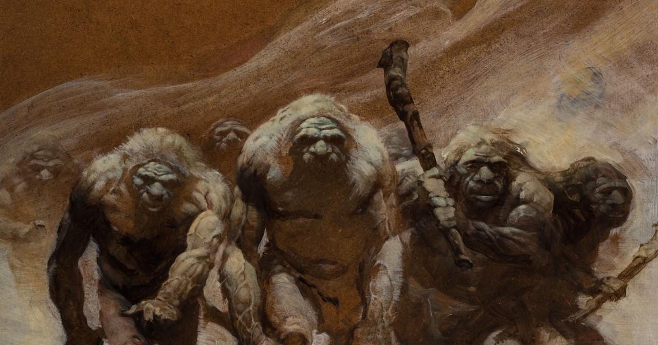 20 фактов о неандертальцах