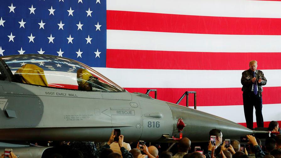 Новый оборонный бюджет США. …