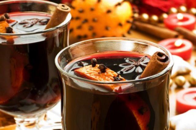 9 оригинальных зимних коктейлей