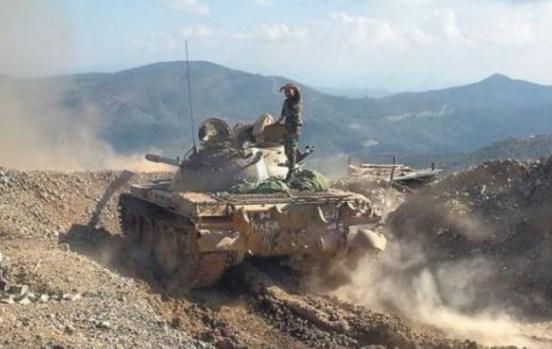 Подробная сводка боевых действий в Сирии за 13 марта