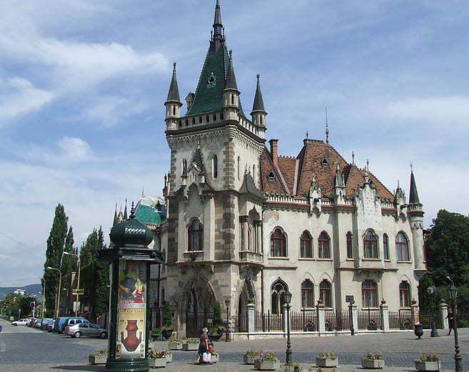 дворец Якоба