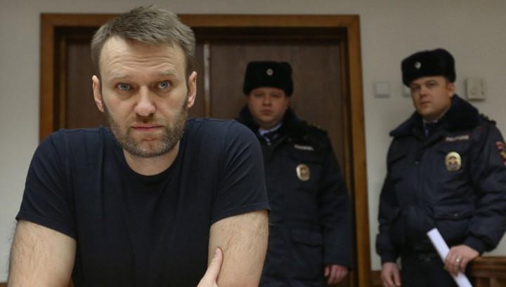 ФСИН попросила изменить наказание Навальному на реальное лишение свободы