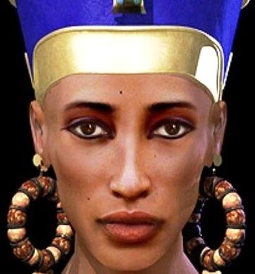 Весьма интересно — появилась возможность узнать, как выглядели Нефертити или Николай Угодник?