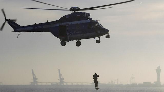 На учениях НАТО польская амфибия не дотянула 20 метров до берега