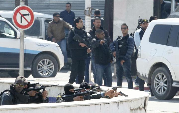 Граждан РФ нет среди погибших или пострадавших при захвате музея в Тунисе