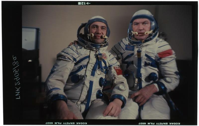 11. Приветственная речь из космоса Олимпиада - 80, факты