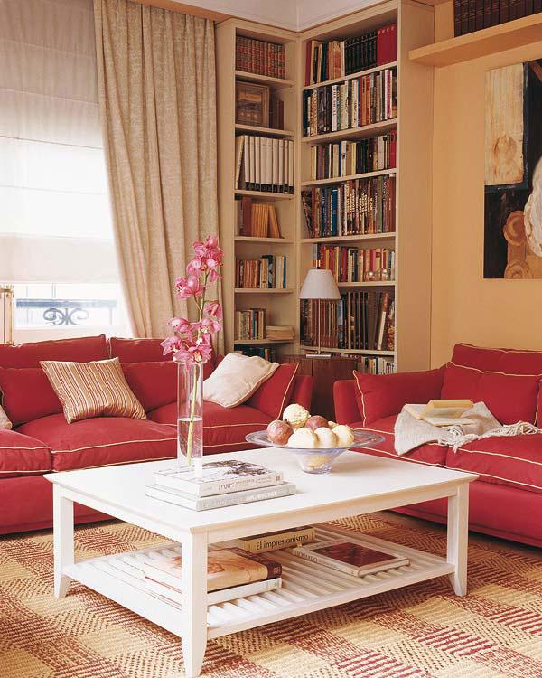 Книги в интерьере квартиры фото
