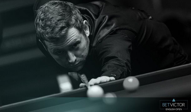 Видео 1/16 финала English Open 2018