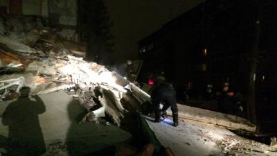 В Ярославле при взрыве газа в жилом доме погибли три человека