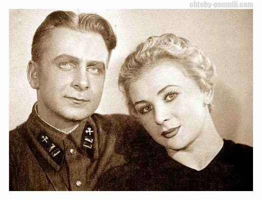 Валентина серова и рокоссовский