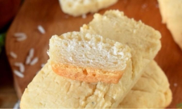 Безглютеновый хлеб из рисовой муки