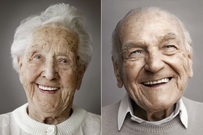12 эмоциональных портретов людей, достигших столетнего возраста