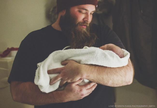 17 нежных фотографий, в которых выражена вся отцовская любовь