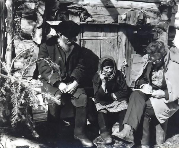 40 лет русская семья была отрезана от всех контактов с людьми и даже не подозревала о Второй мировой