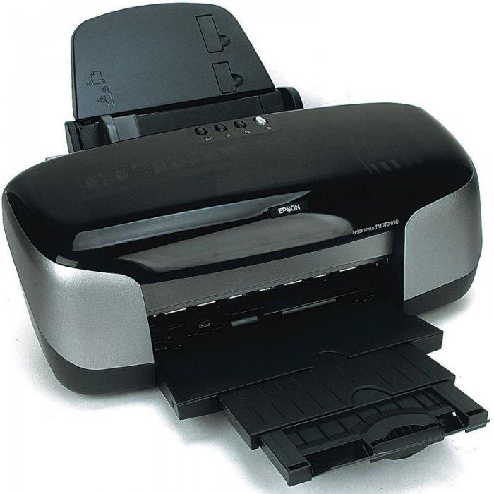 EPSON Stylus Photo 950 – когда не нужно выбирать между скоростью и качеством
