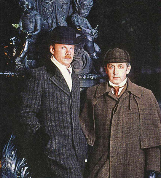 Ваш друг Шерлок Холмс