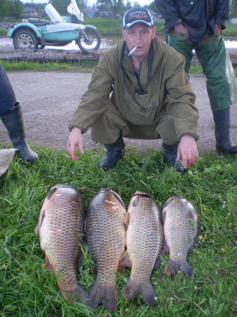 вареное для рыбалки