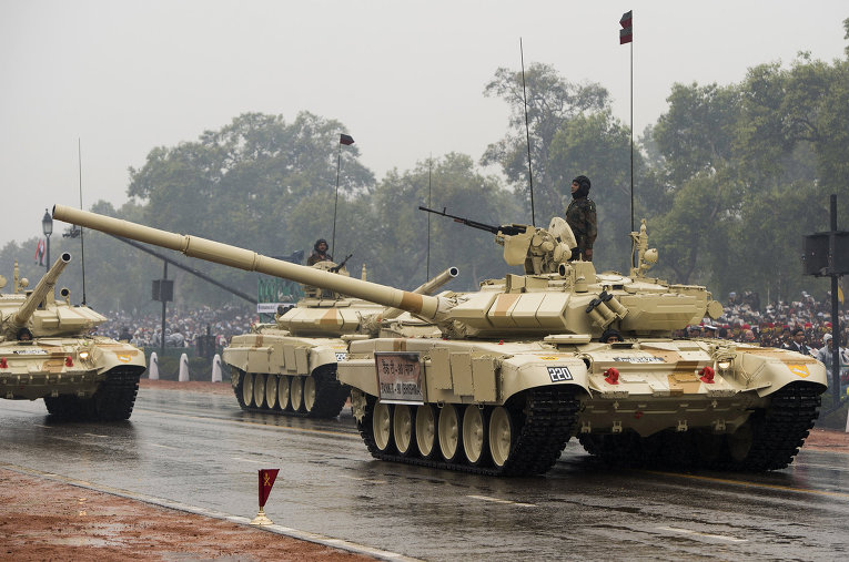 Индийская программа перспективного танка FRCV