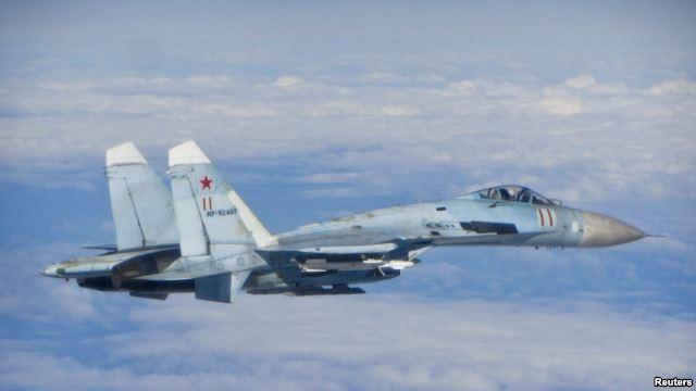 В Пентагоне заявили о перехвате российским истребителем самолета-разведчика