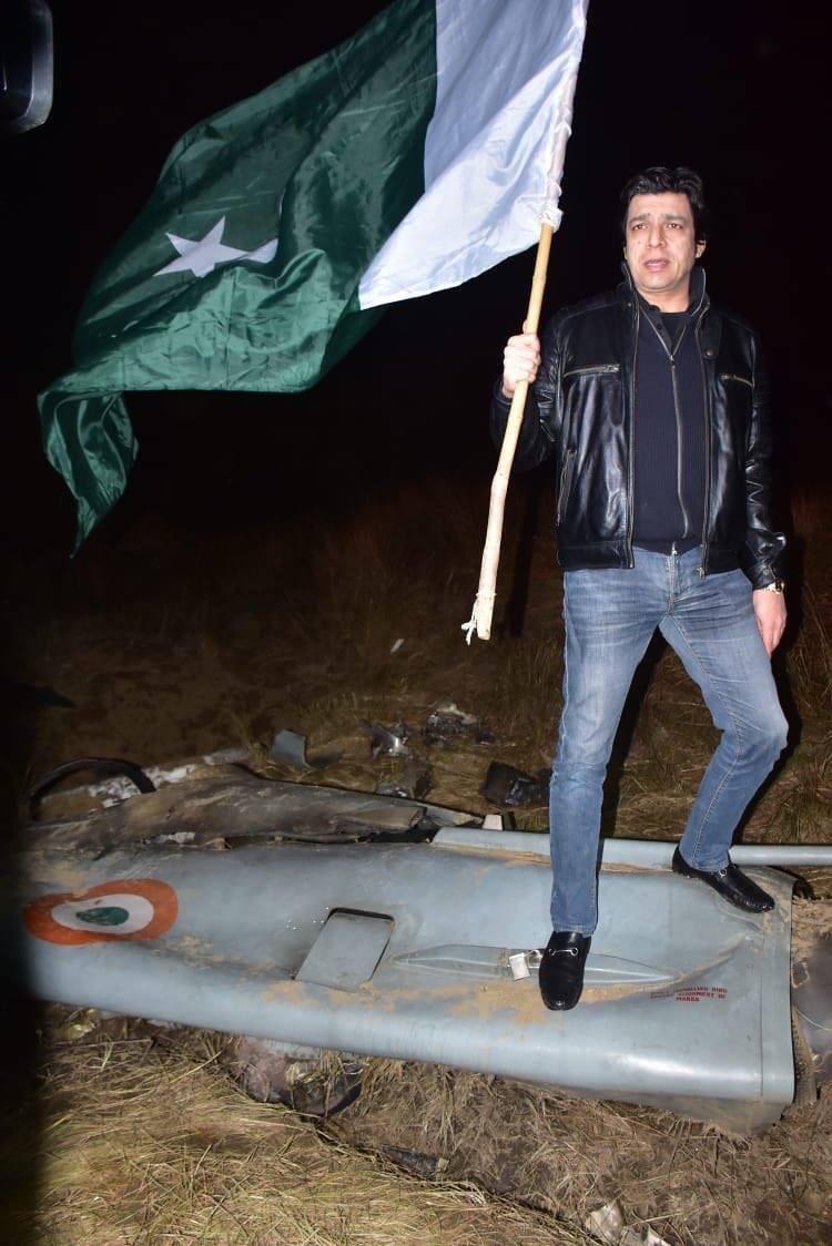 ВВС Пакистана сбили индийский истребитель МиГ-21