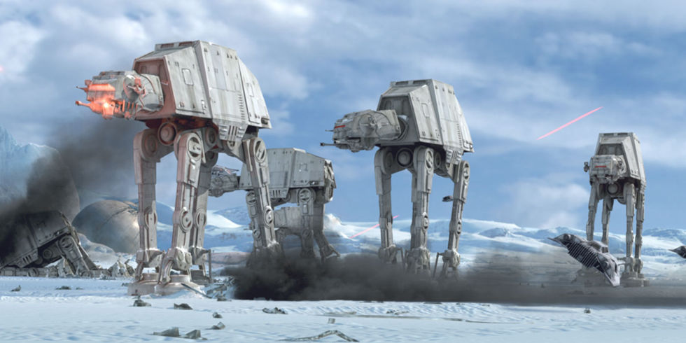 10 самых неправдоподобных танков «Звёздных войн»